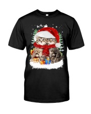 Cats Friendship  Classic T-Shirt thumbnail