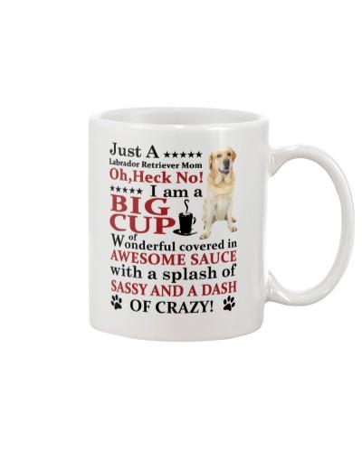Labrador Retriever Crazy Funny