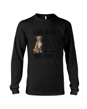 Daddy American Staffordshire Terrier Long Sleeve Tee thumbnail
