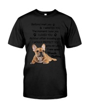 I Will Protect You Classic T-Shirt thumbnail
