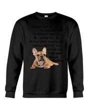 I Will Protect You Crewneck Sweatshirt thumbnail