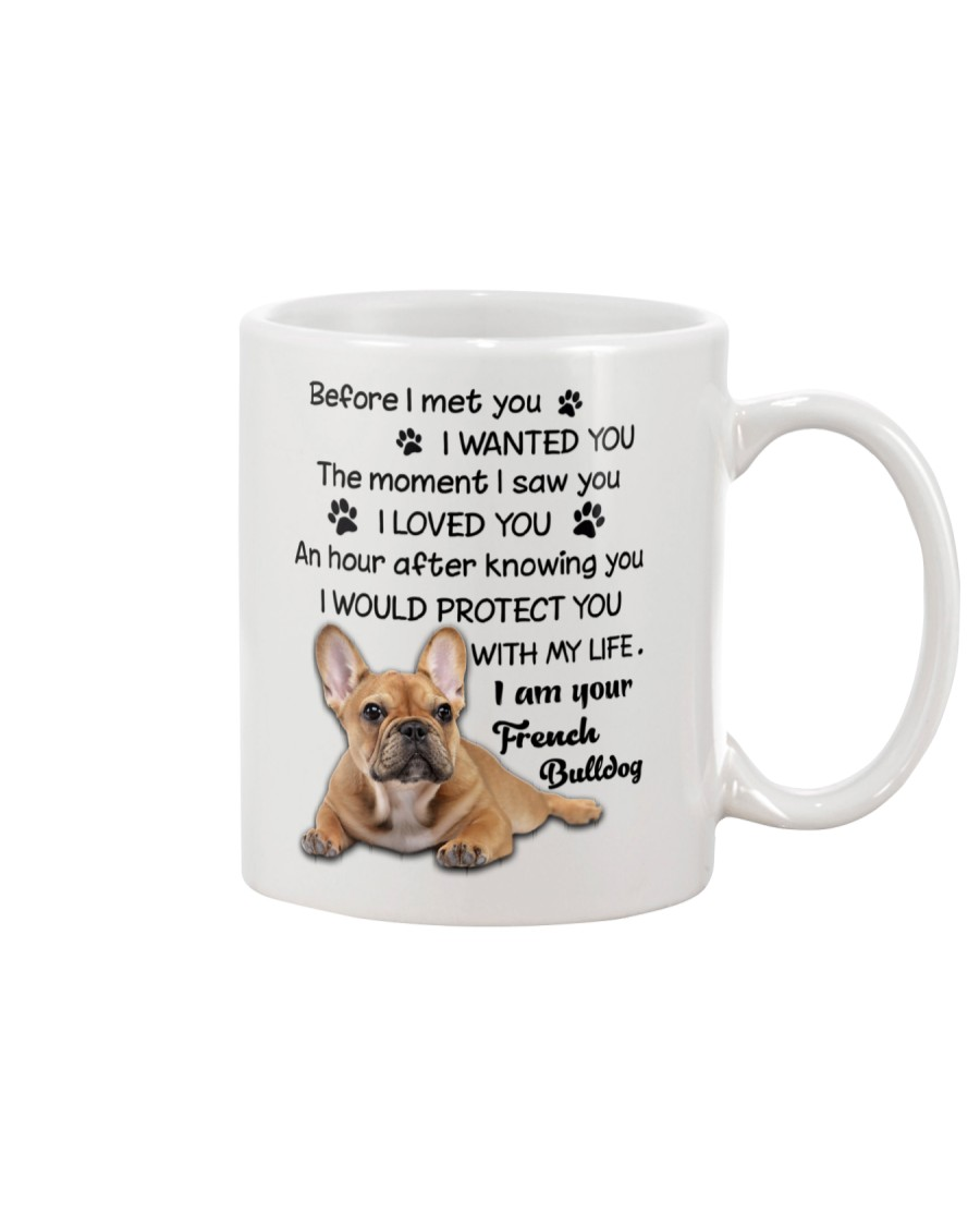 I Will Protect You Mug