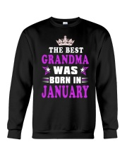 PHOEBE - January - 2311 - A12 Crewneck Sweatshirt thumbnail