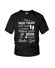 Sassy Beer Youth T-Shirt thumbnail