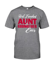 Phoebe - Best Aunt 12418 - 01 Classic T-Shirt front