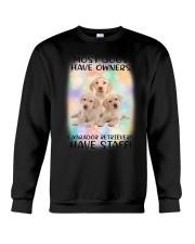 Staff Labrador Retriever Crewneck Sweatshirt thumbnail