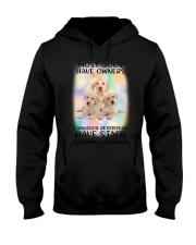 Staff Labrador Retriever Hooded Sweatshirt thumbnail