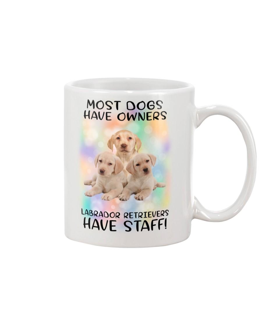 Staff Labrador Retriever Mug