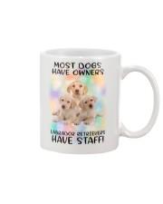 Staff Labrador Retriever Mug front