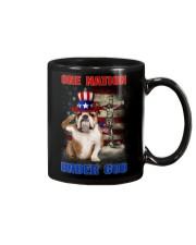 Bulldog One Nation  Mug thumbnail