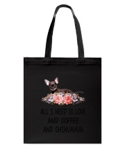 Chihuahua All I Need Tote Bag thumbnail
