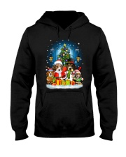 PHOEBE - Beagle - 1111 - C7 Hooded Sweatshirt front