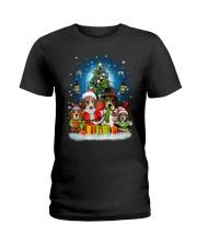 PHOEBE - Beagle - 1111 - C7 Ladies T-Shirt thumbnail