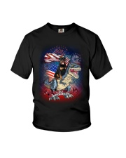 Dinosaur Rottweiler Youth T-Shirt thumbnail