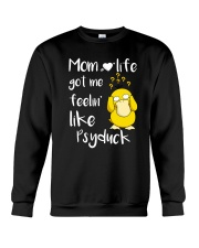 Mom Life Feeling Crewneck Sweatshirt thumbnail