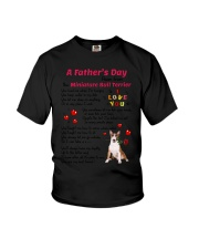 Poem From Miniature Bull Terrier Youth T-Shirt thumbnail