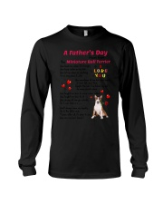 Poem From Miniature Bull Terrier Long Sleeve Tee thumbnail