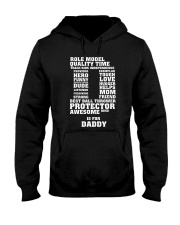 PHOEBE - Is for Dad - 1711 - A24 Hooded Sweatshirt front