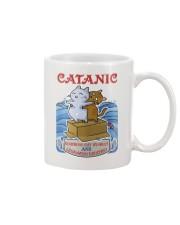 PHOEBE - Cat Titanic  mug - 1711 - A11 Mug front