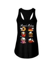 PHOEBE - Seasons Eating - 1811 - A33 Ladies Flowy Tank thumbnail