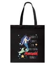 Mermaid Things Tote Bag thumbnail