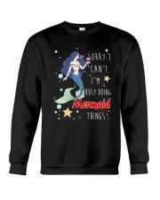 Mermaid Things Crewneck Sweatshirt thumbnail