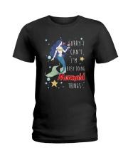 Mermaid Things Ladies T-Shirt thumbnail