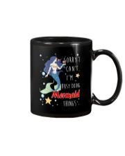 Mermaid Things Mug thumbnail