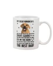 Human Dad Boerboel Mug front