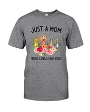 Just A Mom Classic T-Shirt front