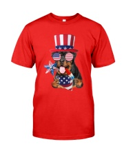 Independence Day Rottweiler Classic T-Shirt thumbnail