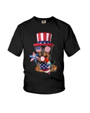 Independence Day Rottweiler Youth T-Shirt thumbnail