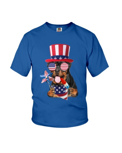 Independence Day Rottweiler
