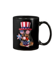 Independence Day Rottweiler Mug thumbnail