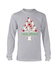 Unicorn Merry Christmas Long Sleeve Tee thumbnail