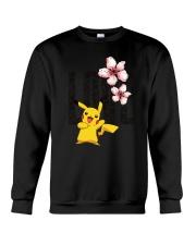 Love Flower Cute Crewneck Sweatshirt thumbnail