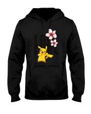 Love Flower Cute Hooded Sweatshirt thumbnail