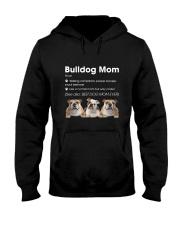 Mom Bulldog  Hooded Sweatshirt thumbnail