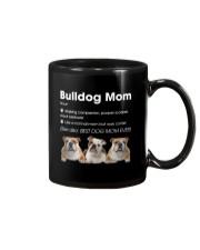 Mom Bulldog  Mug thumbnail