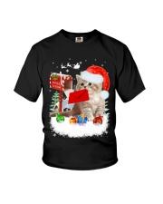 Cat Letter Youth T-Shirt thumbnail