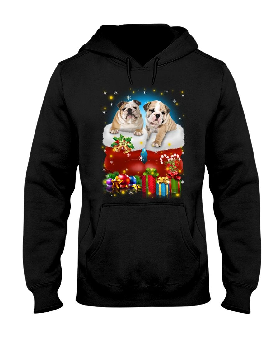 PHOEBE - Bulldog - 2211 - C2 Hooded Sweatshirt
