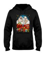 PHOEBE - Bulldog - 2211 - C2 Hooded Sweatshirt front