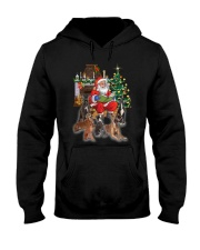 PHOEBE - Greyhound - 1311 - A69 Hooded Sweatshirt front