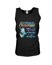 Mermaid Seaweed Unisex Tank thumbnail