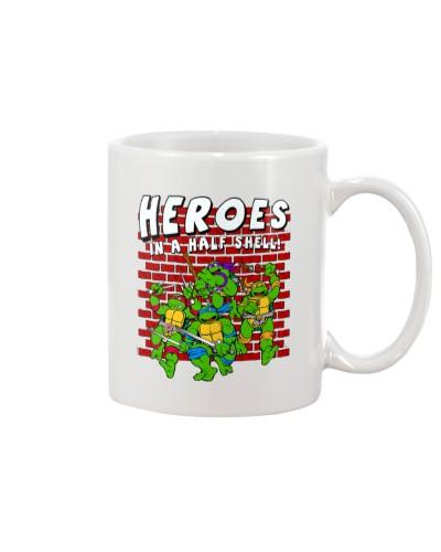 PHOEBE - Ninja turtle mug - 1811 - F1