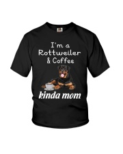 Rottweiler Kinda Mom Youth T-Shirt thumbnail
