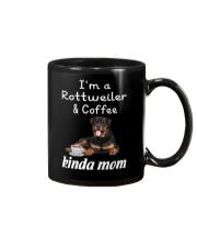Rottweiler Kinda Mom Mug thumbnail
