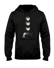Cup Cat Hooded Sweatshirt thumbnail