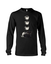 Cup Cat Long Sleeve Tee tile