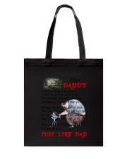 Dad Poem Mug Tote Bag thumbnail